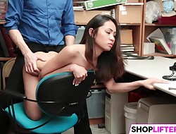 Nice Sweety Jacker Takes Penis As Punishment