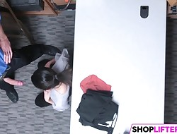 Sweety Jade Has Fuck With An Officer For Theft